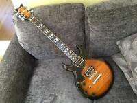 Schecter S-1 Custom - Left Handed, Lefty Guitar