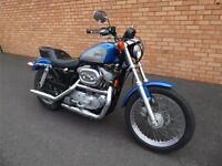 Harley Davidson 883cc Sporster for sale