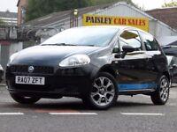 2007 REG FIAT PUNTO ACTIVE 1.2cc 3 Door.