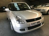 Suzuki Swift 1.3 GL 2007 ✿ Low Miles ✿ Full MOT ✿ Full Service History ✿