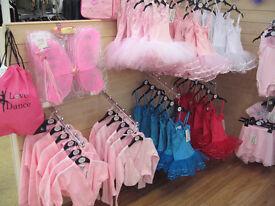 Ballet Tutu's, Leotards, Ballet Shoes, RAD Uniform, Dancewear & Accessories from £2 - £12.99.