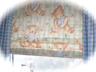 Designers Guild ♛ Vorhang Raffrollo Faltrollo Kinderzimmer ...