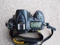 Nikon D7200 in excellent condition
