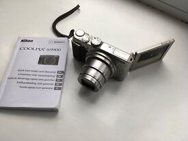 Nikon Coolpix SS9900 Compact Digital Camera