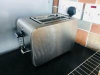 Tesco toaster