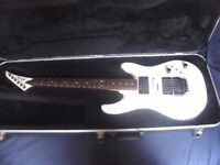 Peavey Nitro III Custom 1980's USA Electric Guitar EMG 81 85 +Hard Case