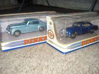 dinky bentley models