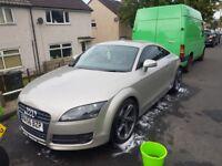 Audi tt 2.0 tfsi 265bhp
