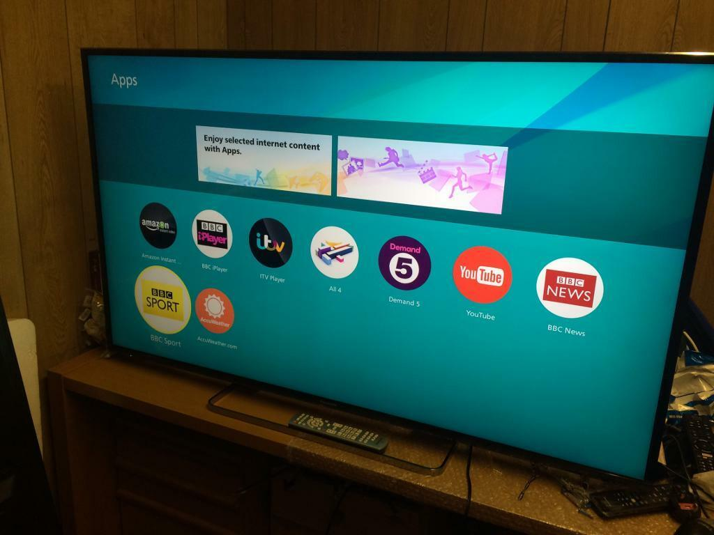 "Panasonic 55"" Smart 4K Ultra HD warranty Bargain"