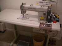 Computerised Highlead Flat Bed Industrial Sewing Machine