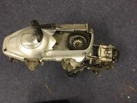 Piaggio Vespa gt 125 complete engine