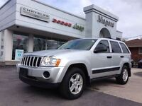 2005 Jeep Grand Cherokee LAREDO,4X4,POWER SEAT,V6,ALLOYS
