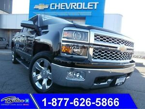 2014 Chevrolet Silverado 1500 2LZ Double Cab 4x4 - Driver Assist