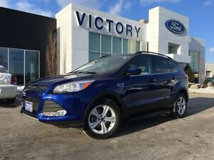 2015 Ford Escape SE, 2.0L ECOBOOST, LOW K, BLUETOOTH, CAMERA