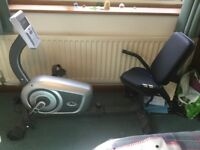 Body Sculpture RC-3310 recumbent exercise bike. Hardly used, in perfect working order.
