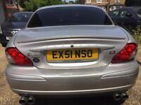 Jaguar X Type 2.5 V6 AWD runs & drives perfect minor accident