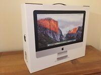 Brand New Apple iMac 21.5 inch Desktop
