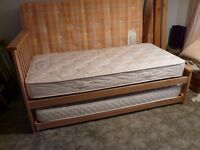 Guest beds, very good condition, little used. With fire resistant matresses.