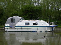 BOAT CRUISE TRAVEL BUDDY WANTED - LONDON to BRISTOL BY INLAND WATERWAYS