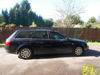 Audi A6 Avant 1.9 TDI SE 5dr VERY GOOD CONDITION** LOW MILEAGE ** 2001 **MUST SEE**