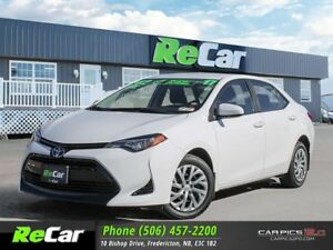 2017 Toyota Corolla LE HEATED SEATS | BACK UP CAM | KEYLESS E...