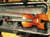 Stagg quarter size violin