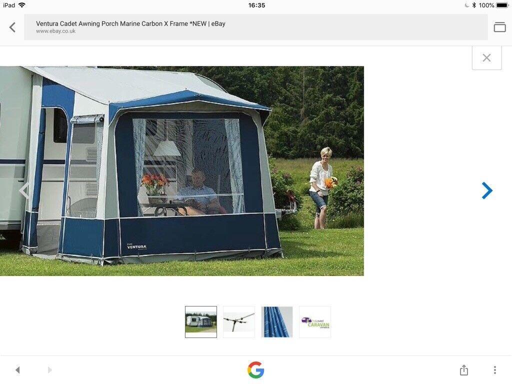 Caravan Porch Awning For Sale In Norwich Norfolk Gumtree