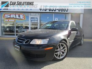 2007 Saab 9-3 Automatic-Leather-Sn roof