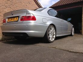 REDUCED! - BMW 320d M Sport Coupe