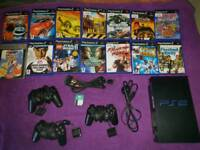 PlayStation 2 Bundle with box