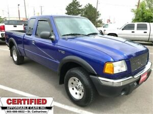 2003 Ford Ranger FX4/Level II ** 4X4, NEWER TIRES **