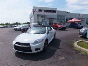 2011 Mitsubishi ECLIPSE SPYDER GT-P-CONVERTIBLE V6