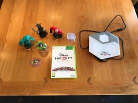 Disney Infinity Starter Pack Xbox 360 bundle