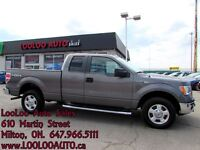 2010 Ford F-150 XLT Extended Cab 4X4 Certified 2 YR Warranty