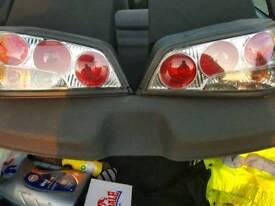 Peugeot 306 rear lights