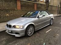 BMW 3 Series 2.5 325Ci Convertible Sport 2dr M sport pack Automatic