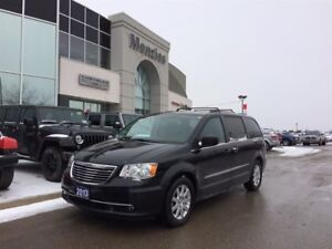 2013 Chrysler Town & Country Touring, Camera, Pwr Sliding Doors,