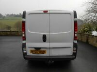 Factory Renault trafic towbar with electrics