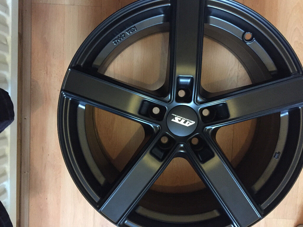 Ats Emotion Brand New Alloy Wheels 18 Inch X 8j 5x1143 Toyota Camry With Bbs Rims Auris