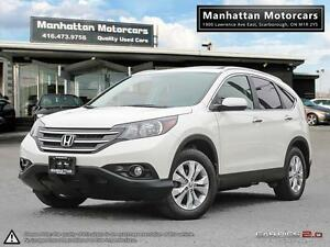 2013 HONDA CR-V TOURING AWD ECO - NAV|CAMERA|ROOF|PHONE|WARRANTY