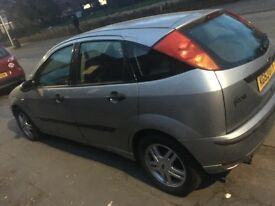 Ford Focus 1.6 Petrol in Very good condition