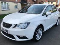 2015 SEAT IBIZA 1.4 PATROL*LADY OWNER*FULL S /H*LONG MOT**OFFERS WELCOME....
