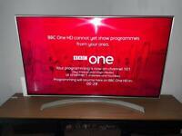 49 inch 4K LG Smart Ultra HD HDR LED TV (49SJ810V)