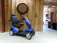 2019 Kymco Maxer 8 Mph Mobility Scooter