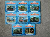 8 Thomas and Friends books