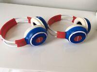 2 x Nextbase CAR Series Wireless Headphones