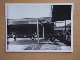 NORWICH CITY VS. MANCHESTER UNITED. THE FAMOUS 3-O FA CUP WIN OVER THE BUSBY BABES 1959.