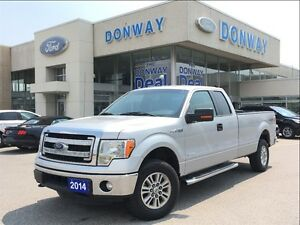 2014 Ford F-150 SUPERCAB- 3.5 ECOBOOST|8 FT BED|XTR PACKAGE