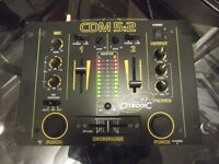 CITRONIC 2 CHANNEL DJ MIXER