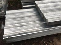 🔨 *New* Box Profile Galvanised Roof Sheets > 3.6M